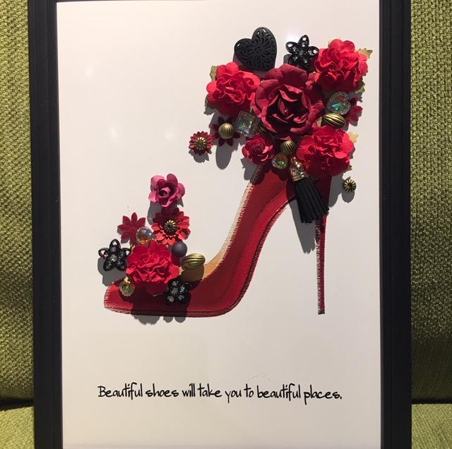 赤い靴 赤いハイヒール 情熱の赤いい靴はいいところへ連れて行ってくれる