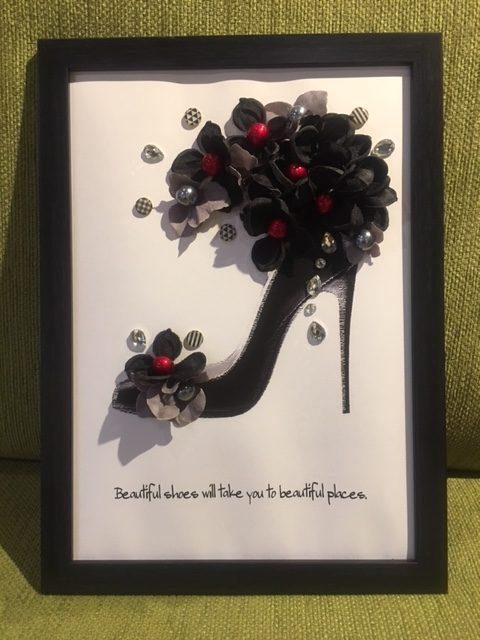 黒い靴 黒いハイヒール 憧れの靴 いい靴はいいところへ連れて行ってくれる