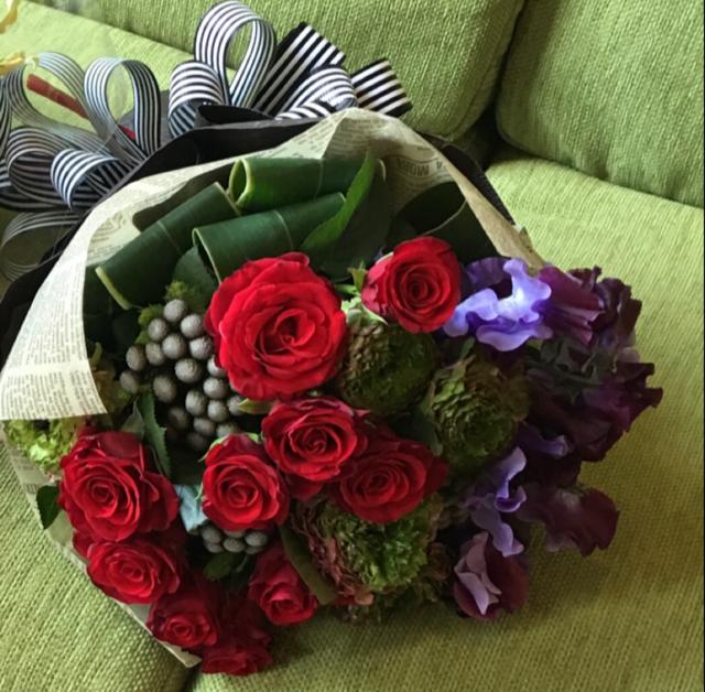 生花花束 bouquet